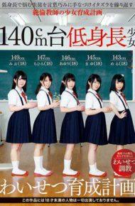 IBW-630Z 140 Cm Level Short Stature Girl Nurture Development Plan
