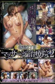 PTS-203 2 In Shinjuku 2-chome Massage Therapy Shemale