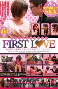 PTS-338 After The General Men And Women Of Feeling Couple Firstlove First Meeting Try To Divert Two People In A Car