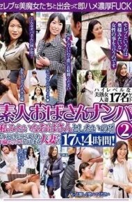 "GAVHJ-020 Amateur Auntan Nampa 2 ""Do You Want To Be An Aunt Like Me""17 Married Women Who Are Savored By Handsome Guys And Will Have Sex With Adultery!4 Hours!"