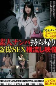 NANP-002 Amateur Reality Take-away!Voyeur SEX Video Diversion