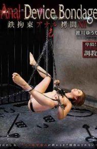 GVG-786 Anal Device Bondage XII Iron Restrained Anal Torture Hiroshi Onukawa