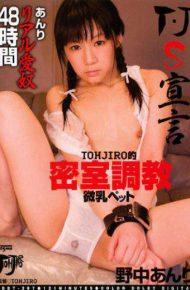 DDT-297 Anri Nonaka Pet Tits Torture Of Tohjiro Behind Closed Doors