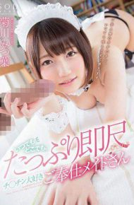 STAR-811 Anytime Anywhere Cheon Ching Love Service Maid Mr. Kikugawa Mitsuka
