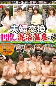 """DVDES-852 Application Allowed Only """"inexperienced Person.please Apply If You Are Interested. """"first Of Swapping Opponent Large Recruitment In Gunma Prefecture City Inn! ! Pies Couple Exchange Mixed Bathing Of The Journey 3"""