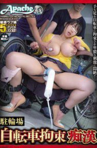 AP-493 Bicycle Parking Bicycle Restrained Molester