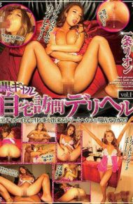 TDBR-128 Black Gal Home Visit Deriheru Vol.1 Article Rion