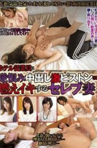 WA-305 Celebrity Wife To Iki Burning Is Intense Piston Pies Unjustified Resentment In Hotel Employee