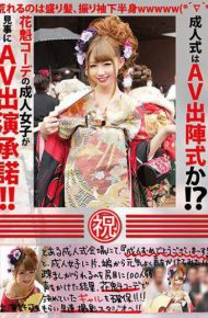 LOVE-344 Coming-of-age Ceremony Is Either Av Kickoff Party! Adult Courtesan Corde Girls Admirably Av Appearance Consent! !