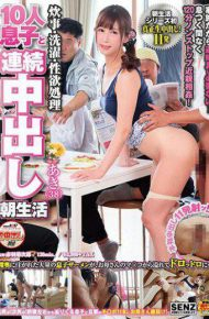 SDDE-511 Cooking Washing Libido Treatment 10 Son And Continuous Creampie Morning Living 38