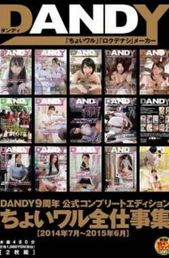 DANDY-439 Dandy9 Anniversary Official Complete Edition Choi Walther Total Work Collection &ltjuly To June 2015 2014&gt