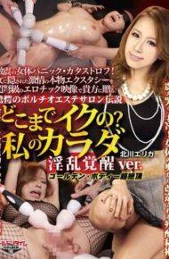 GTAL-034 Far Vaginal Portion Of Cervix Beauty Salon Legend Of Astonishment Gomy Body Nasty Awakening Ver. Kitagawa Erika