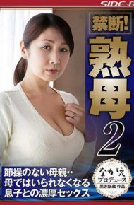 NSPS-619 Forbidden! Mother Mother 2 Mother Without Chastity Mother With A Son Who Can Not Stay With Her Musume Sexy Iori Ryoko