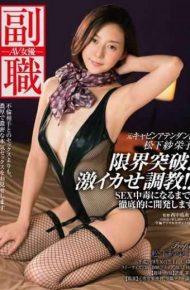 SDSI-016 Former Cabin Attendant Matsushita Saeko Rebirth!super Squid Not Torture! !until Sex Addiction And Then Thoroughly Development