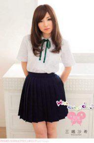 ADZ-243 High School Days Saki Mishima Uniform Collection