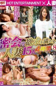 SHE-576 Human Wife Who Satisfies Desire In Secret Meeting 15 People 4 Hours 8