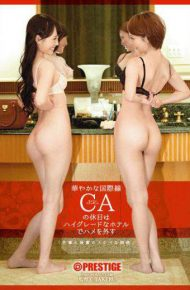 YRH-066 I Remove The Saddle Holiday Glamorous International Cabin Attendant In High-grade Hotels