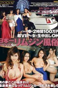RCT-827 Japan Gorgeous Limousine Customs