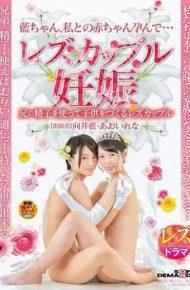 SDMU-896 Lesbian Couple Lesbian Couple Making Children Using Pregnant Older Brother's Sperm