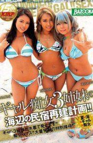 MDB-806 MDB-806 The Reconstruction Plan Of The Seaside Inn Of The Three Girls Slut Three Sisters! It Is!