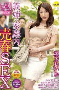 CESD-661 My Sister's Family Prostitution SEX Hashimoto Reika