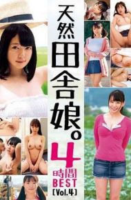 JKSR-383 Natural Country Girl.4 Hours BEST Vol.4