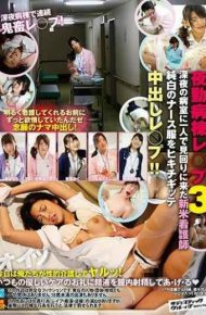 SVDVD-667 Night Shift Ward Building Lee 3 Breaking Nurse Came To The Hospital Room At Midnight By Himself As A Brisk Nurse Pure White Nurse Clothes Caught In The Hikiguchi Club! !