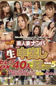 WA-272 Out Amateur Wife Wrecked In Raw Celebrity Dx40 People 8 Hours Omnibus 5