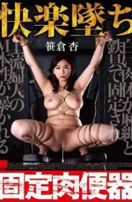 HODV-21306 Pleasure Fall Fixed Meat Toilet Bowl Sakurako Ann
