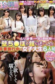 MIRD-185 Ryokan Kai Wall Street Girls College 6 People Graduating From Lost Pools
