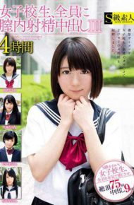 SABA-231 School Girls Iii 4 Hours Out In The Intravaginal Ejaculation In All