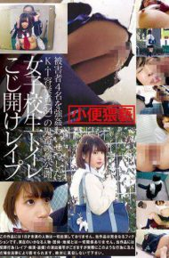 T28-497 School Girls Toilet Pry Rape