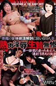 DBER-011 – Sexual Crazy Married Woman Of Demonic Female Body Crying Married Woman – Mature Meat ___ ___ 1st Episode: Widow That Caught A Trap, Hell Of Ascending Ascension Hayakawa Ryo
