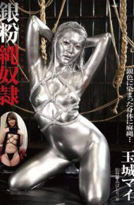 ABG-008 Silver Powder Rope Slave Tamaki My