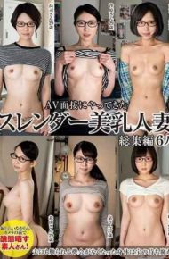 SUSS-004 Slender Beautiful Breast Married Woman Summary 6 People Came To An AV Interview