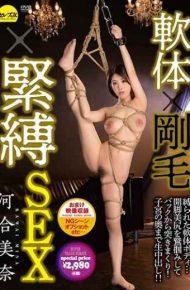 CESD-684 Soft Body Bristle Tight Binding SEX Kana Mina