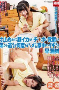 NHDTB-059 Stay Tuned And Have No Super Cooler Escaped From A Brother Who Awakens At Chi-po Even Though She Escapes From Her Younger Brother And Gets Fucked Many Times In The House Premature Ejaculation Sister