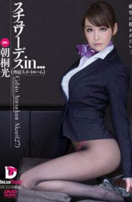 VDD-093 Stewardess In … suite Intimidation Room Cabin Attendant Akari 27