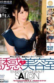 CMD-009 Temptation Beauty Salon Nonomiya Misato