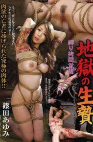 BDA-019 Tied Torture Awakening Hell Of Sacrifice Ayumi Shinoda