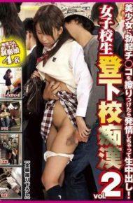 AT-128 Vol.2 Molester School Girls From School