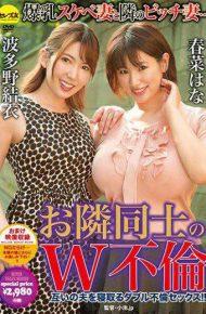 CESD-479 W Neighbor Advise Haruna Hatano Hatano Yui